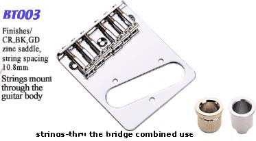 Electric Guitar Bridges - Electric Guitar Bridges Suppliers from ...