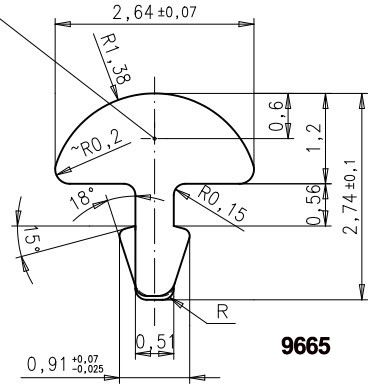 Fret Wire Size Details - Fret Wire Size Details Suppliers